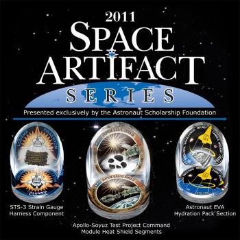 2011 space artifact series