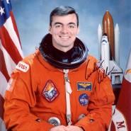 Andy Allen Autographed Portrait