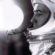 Jim McDivitt Autographed Print