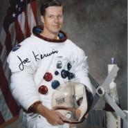 Joe Kerwin Autographed Official NASA Portrait