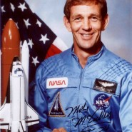 Mike McCulley Autographed Official NASA Portrait