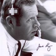 Jack King Autographed Print