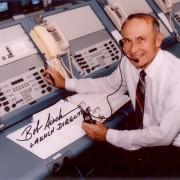 Bob Sieck Autographed Print