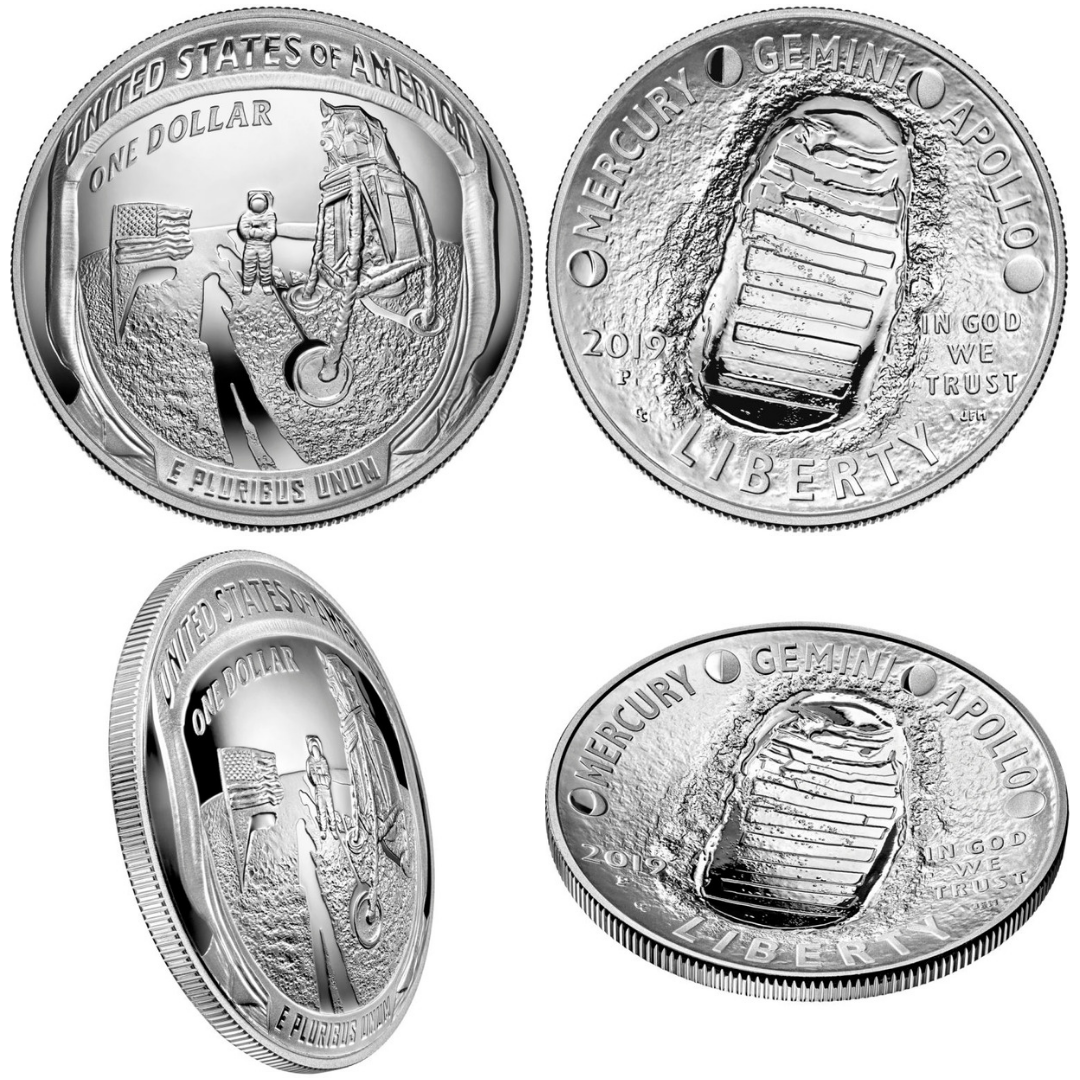 proof silver dollars
